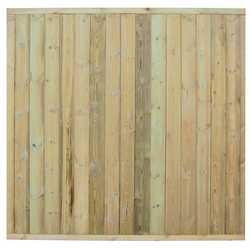Tongue & Groove Fence Panel
