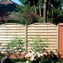 Wiltshire Fence Panel
