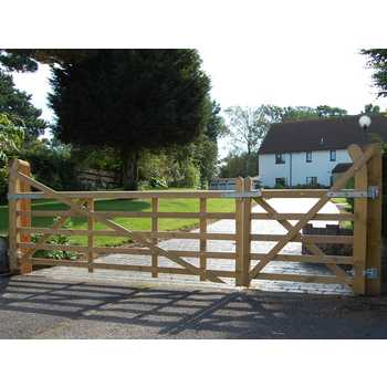 Country Style Gates